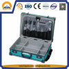 Qualitäts-Aluminiumwerkzeugkästen mit Ladeplatten Ht-1107