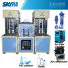 Máquina plástica semiautomática del moldeo por insuflación de aire comprimido