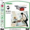 Supermarkt-Kassierer-Kostenzähler-Tisch-Schreibtisch