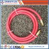 Boyau flexible de matériau de la surface lisse Rubber/PVC de la Chine