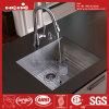 Edelstahl des Zoll-18X22 unter Montierungs-einzelne Filterglocke-handgemachter Küche-Wanne