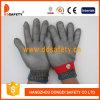 Перчатки отрезанные нержавеющей сталью упорные (DCR410)