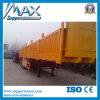 6X4 de Diesel Box Truck Van Semi Trailer van Jmc