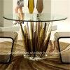 Koffietafel van het Glas van de woonkamer de Acryl Hoogste Ronde
