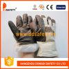 Handschoen van Woking van de Handschoen van het Leer van het Meubilair van Ddsafety 2017 de Bruine