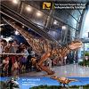 Traje del dinosaurio para los adultos