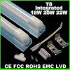 Geïntegreerde 2FT 10W T8 LED Tube Light LED Tube LED Light