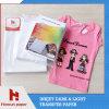 Papel oscuro de T-Shirttransfer del corte fácil para las camisetas
