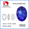 Ovale Crystal Stone voor Crystal Jewelry Components (SCATTERED BEAD)