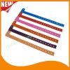 Bandes polychromes en plastique de bracelet de bracelets d'identification d'impression de divertissement (E8070-42)