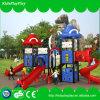 Patio al aire libre del cabrito del equipo popular del patio con la diapositiva (KP1512438)