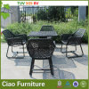H-Special Synthetic Rattan Chrysanthemum a mano Woven Style Chair Suit