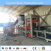 Máquina de fabricación de ladrillo automática del material de construcción Qt4-20