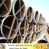 ASTM A53 Black Carbon Submerged Spiral Welded Steel Pipe