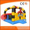子供のグループの運動場(T1406)のための膨脹可能なおもちゃの警備員