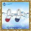 水ディスペンサーの押しのハンドルの使用を用いるプラスチック水蛇口