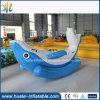 Aufblasbare Wasser-Spielwaren, aufblasbares Delphin-Wasser-Boot für Wasser-Spiel