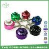 Het Kleurrijke Combinatieslot van de veiligheid met het Anodiseren van het Aluminium