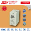 batterie de SLA de 2V600ah AGM pour le système d'alimentation verte