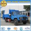 4X2ごみ収集車10トンのコンパクターの販売のための10立方メートルの屑のトラック