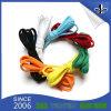 Eco-Friendly покрашенные шнурки 100% хлопка круглые