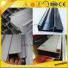 Protuberancia de aluminio anodizada para la cabina de cocina de aluminio