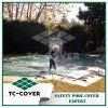 Couverture Anti-UV de piscine pour la STATION THERMALE