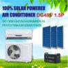 с приведенного в действие солнечного кондиционера 100% DC 48V решетки солнечное