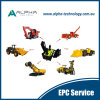 Mining Intelligent Visual Range Radio Remote Control System