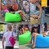 Présidence gonflable de sac d'haricot d'air de salon de sexe d'hamac en gros de sofa