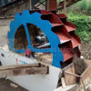 Prix de machine à laver de sable de silice d'usine