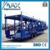 3 de Semi Aanhangwagen van de Auto-carrier van de Vrachtwagen van de as