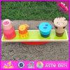 2016 giocattoli d'equilibratura di legno del bambino all'ingrosso, giocattoli d'equilibratura di legno divertenti, giocattoli d'equilibratura di legno W11f001 di migliore disegno
