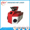 Machine de soudure en aluminium portative de tache laser 60With100W