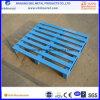 Tipo única pálete de aço lateral da entrada de 4 maneiras (EBILMETAL-SP)