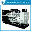 26kw 33kVA Diesel die Generator door Yanmar Engine wordt aangedreven