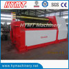 Prensa de doblez y de batir de la placa de acero hidráulica universal de 4 rodillos W12S-20X3200
