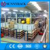 Cremalheira resistente do mezanino do armazenamento do armazém Multi-Tier do fornecedor de China