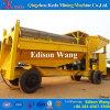 Crivello a tamburo di estrazione dell'oro del giacimento detritico di Qingzhou Keda