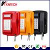 Teléfono de emergencia KNSP-18 LCD resistente a la intemperie al aire libre Teléfono