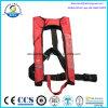 Спасательный жилет оптовой прочной портативной нормы бесопасности автоматический раздувной для морского пехотинца