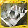 الصين ممون ألومنيوم [سليد دوور] قطاع جانبيّ لأنّ نظيفة ألومنيوم قطاع جانبيّ