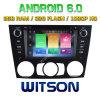 Véhicule DVD de l'androïde 6 de faisceau de Witson huit pour BMW E90