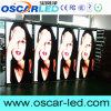 Menschlicher hoher der Stellung-LED InnenVideo-Player Bildschirm-Einkaufen-der Führungs-LED