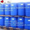 工場サーブの薬剤の原料のDiphenhydramineの塩酸塩GMPの標準