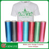 Qingyi Low Price e alta qualidade do Brilliant Glitter Heat Transfer Film for Clothing