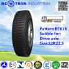 Preiswertes Bt618 12r22.5 Radial Truck Tyre für Drive Wheels