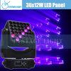 Luz mágica RGBW de la etapa del panel del LED