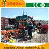 Hydraulic semi-automatique Concrete Wall Block et Pavement Brick Making Machine (QT5-20)