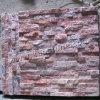 Pietra rossa della coltura del porfido/pietra parete della slitta